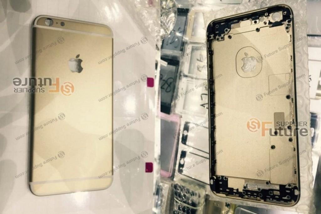 Zlatá verze iPhonu 6