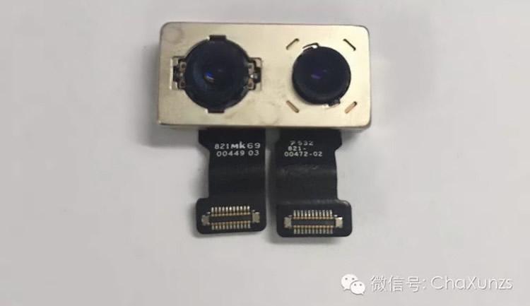 Duální kamera iPhone 7