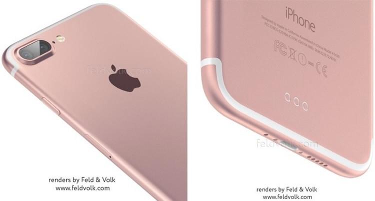 iPhone 7 uniknuté informace